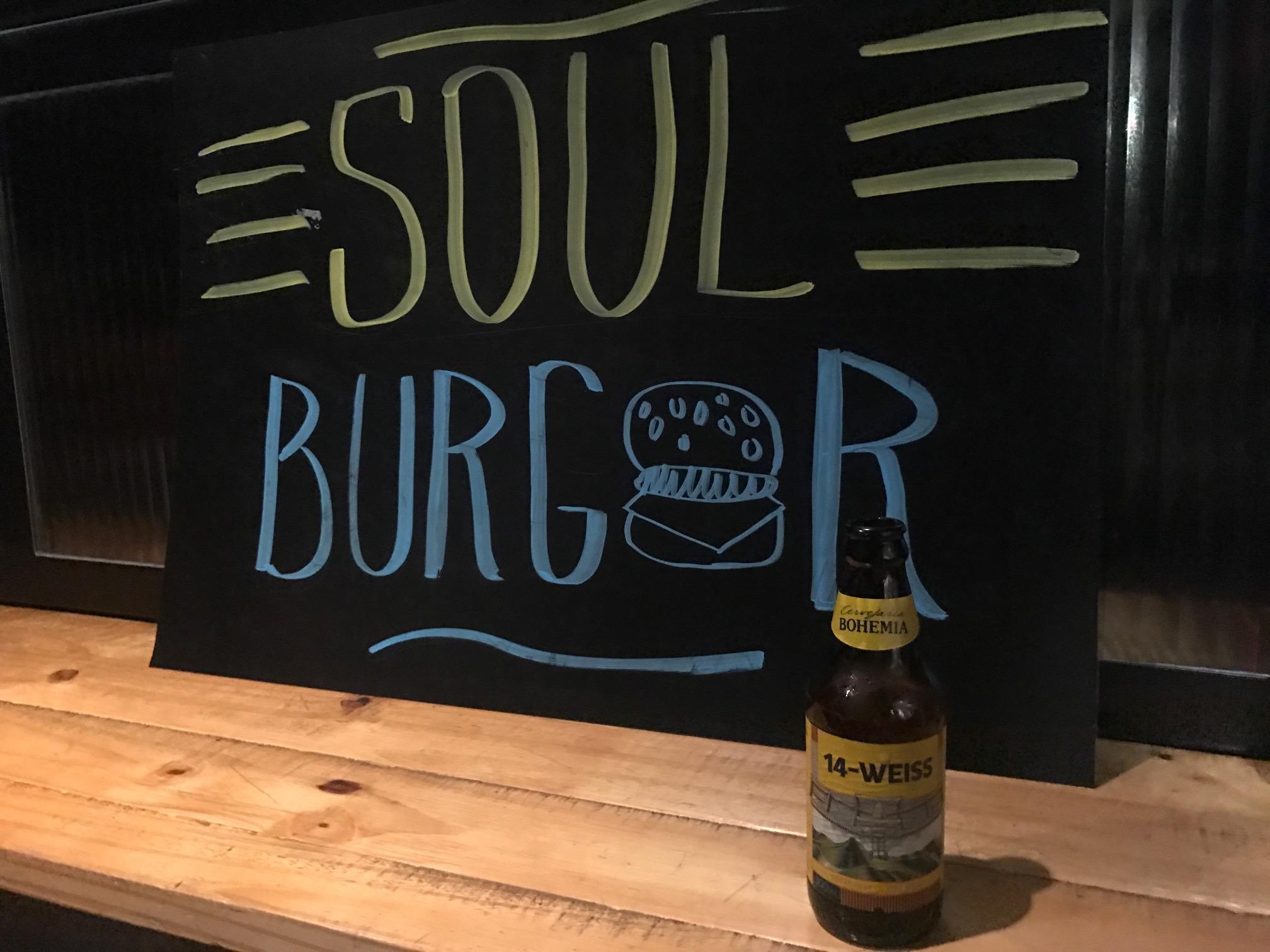 Soul Burger do Carimbó Envenenado 1